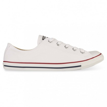 ALL STAR DAINTY OX White Blue Red