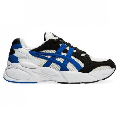 GEL-BND White Asics Blue
