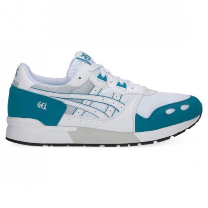 GEL-LYTE White Teal Blue