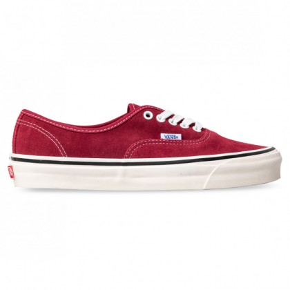 AUTHENTIC 44 DX OG Brick Suede