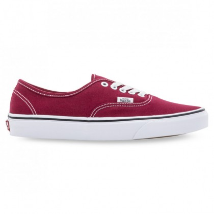 AUTHENTIC Rumba Red True White