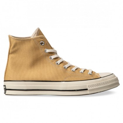CHUCK TAYLOR ALL STAR 70 HIGH Club Gold Egret black
