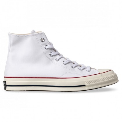 CHUCK TAYLOR ALL STAR 70 HIGH White Garnet Egret