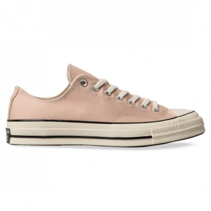 CHUCK TAYLOR ALL STAR 70 LOW Particle Beige Black Egret