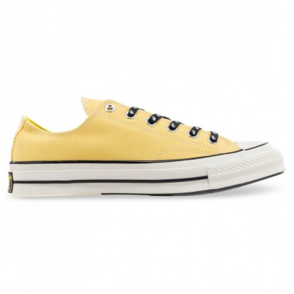CHUCK TAYLOR ALL STAR 70 LOW Butter Yellow Fresh Yellow Egret