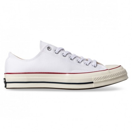 CHUCK TAYLOR ALL STAR 70 LOW White Garnet Garnet