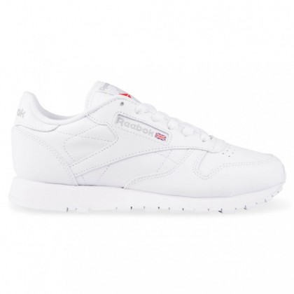 CLASSIC LEATHER WOMENS White
