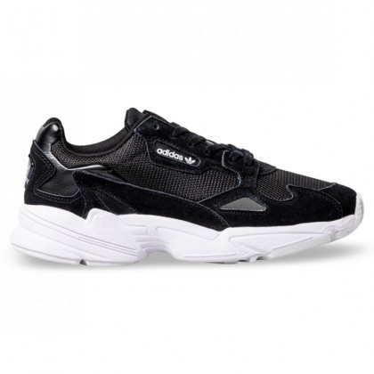 FALCON WOMENS Core Black Core Black Footwear White
