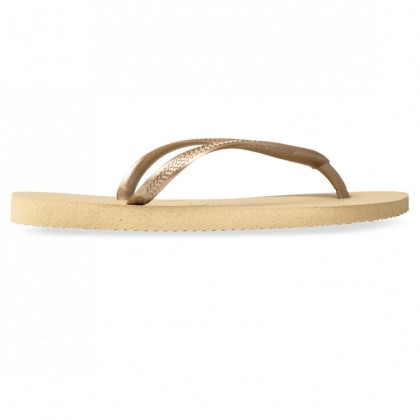 SLIM WOMENS Sand Grey Light Gold