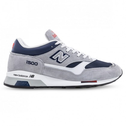 1500 MADE IN ENGLAND Grey Navy