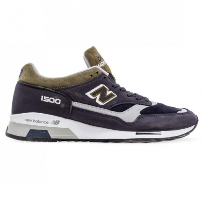 1500 MADE IN ENGLAND Navy Green
