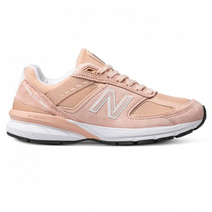 990V5 WOMENS MADE IN USA Pink White