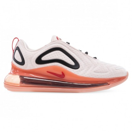 AIR MAX 720 WOMENS Light Soft Pink Coral Stardust Black Gym Red