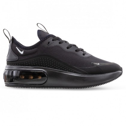 AIR MAX DIA WOMENS Black Metallic Platinum Black
