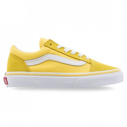 OLD SKOOL KIDS Aspen Gold True White