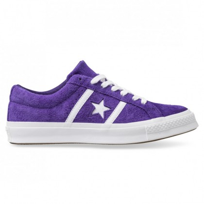 ONE STAR ACADEMY Court Purple White