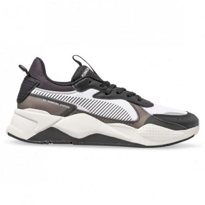 RS-X Puma Black Vaporous Gray Puma White