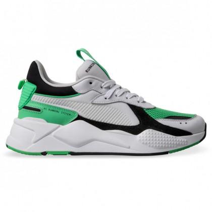 RS-X Puma White Irish Green