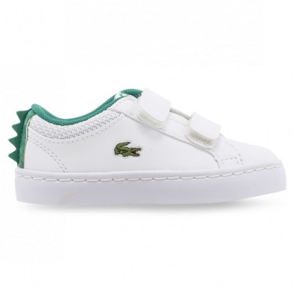 STRAIGHTSET 119 TODDLER White Green