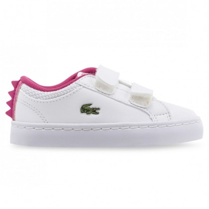 STRAIGHTSET 119 TODDLER White Pink