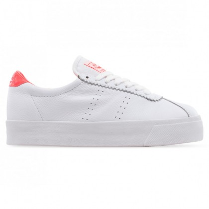 2854 CLUB 3 White Coral Fluo