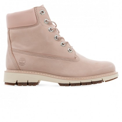LUCIA WAY 6 INCH PREMIUM WOMENS Light Pink Nubuck