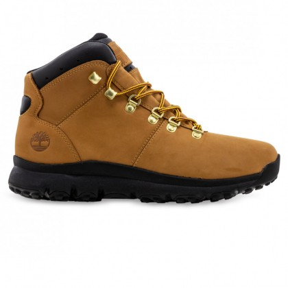 WORLD HIKER MID Wheat Nubuck
