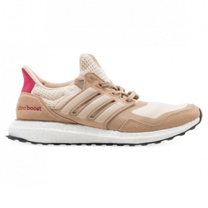 ULTRABOOST S&L WOMENS Ecru Tint Pale Nude Real Pink