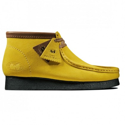 WALLABEE BOOT X WU-TANG CLAN
