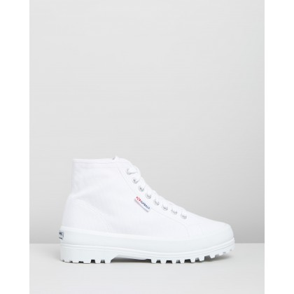 2341 Cotu Alpina White by Superga