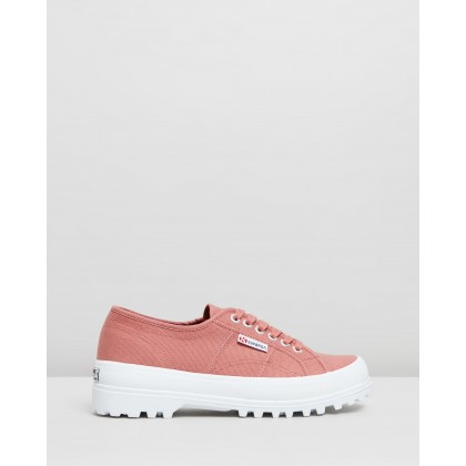 2555 Cotu Alpina Brown Pinkish by Superga