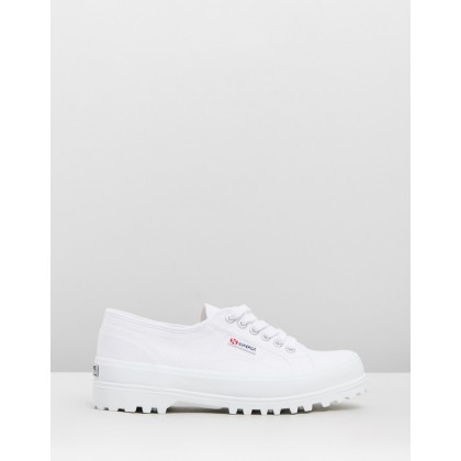 2555 Cotu - Women's White by Superga