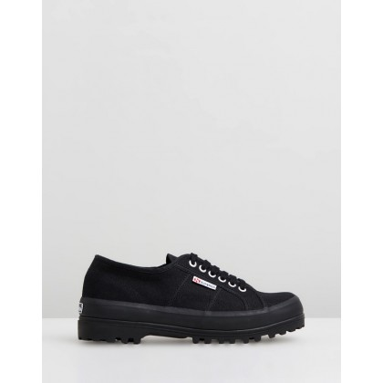2555 Cotu - Women's Full Black by Superga