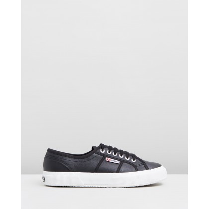 2750 Cotu Leather - Unisex Black by Superga