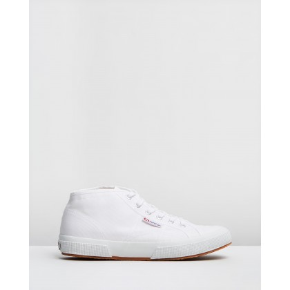 2754 Cotu Mid - Unisex White by Superga