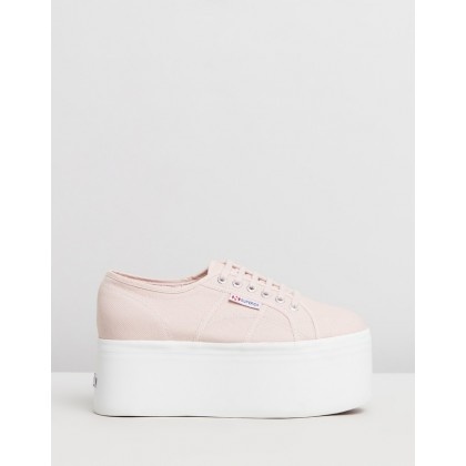 2802 Cotton Pink Skin by Superga