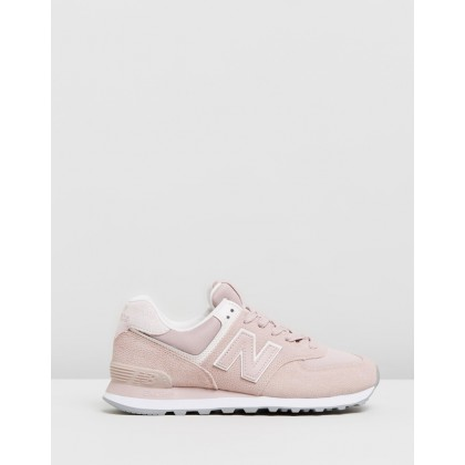 574 Pebbled Street - Women's Charm by New Balance Classics