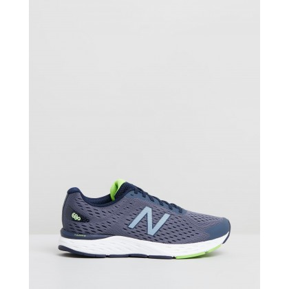 680 - Men's Navy by New Balance