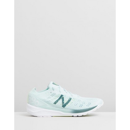 890v7 - Women's Crystal Sage by New Balance