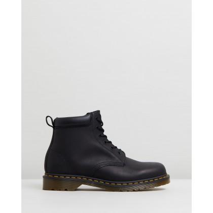 939 Ben Boots - Unisex Black by Dr Martens