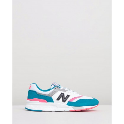 997H - Men's Deep Ozone Blue by New Balance Classics