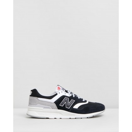 997H - Men's Black & Grey by New Balance Classics