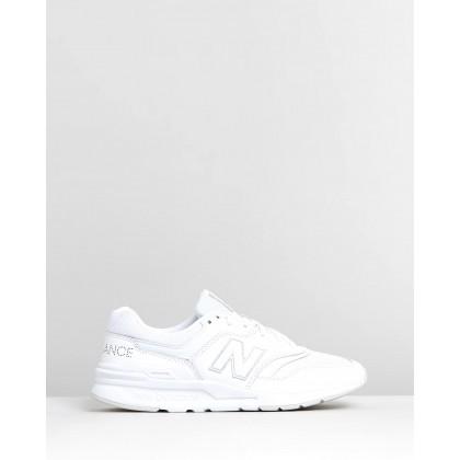 997H - Women's White by New Balance Classics