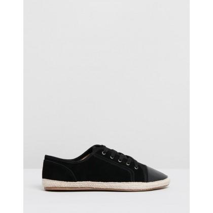 Abby Black by Iris Footwear