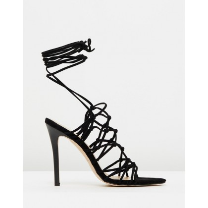 Addison Black Suede by Mode Collective