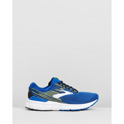 Adrenaline GTS 19 - Men's Ink Blue, Nightlife & Black by Brooks