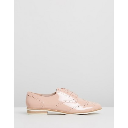 Adrien Modern Pink Patent by Nine West