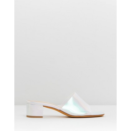 Agatha Slides Opal by Maryam Nassir Zadeh
