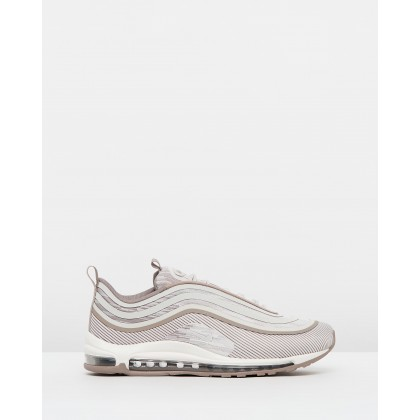Air Max 97 Ultra '17 - Men's Sepia Stone & Desert Sand by Nike