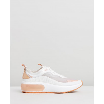 Air Max Dia LX - Women's Summit White & Copper Moon by Nike